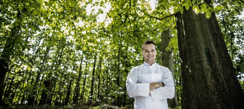 Head Chef at the TreeTop Restaurant: Our ambitions are as high as the view is unique